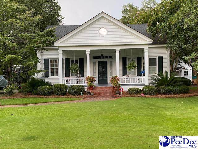 818 Evans Rd., Marion, SC 29571 (MLS #20213863) :: Crosson and Co