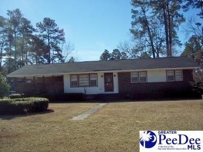 620 Virginia Lane, Dillon, SC 29536 (MLS #131996) :: RE/MAX Professionals