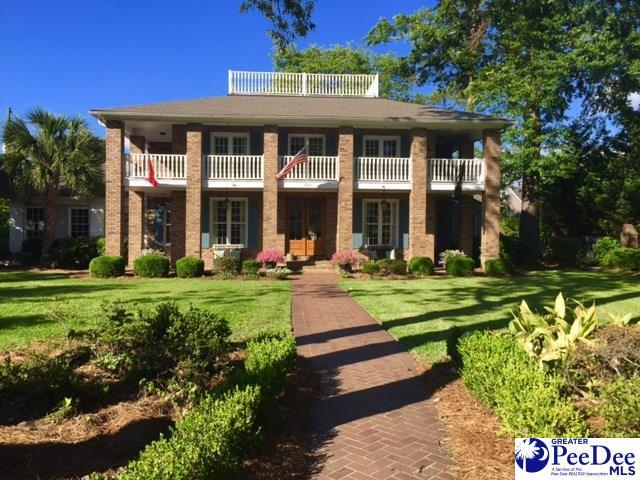 310 Country Club Boulevard, Florence, SC 29501 (MLS #132679) :: RE/MAX Professionals