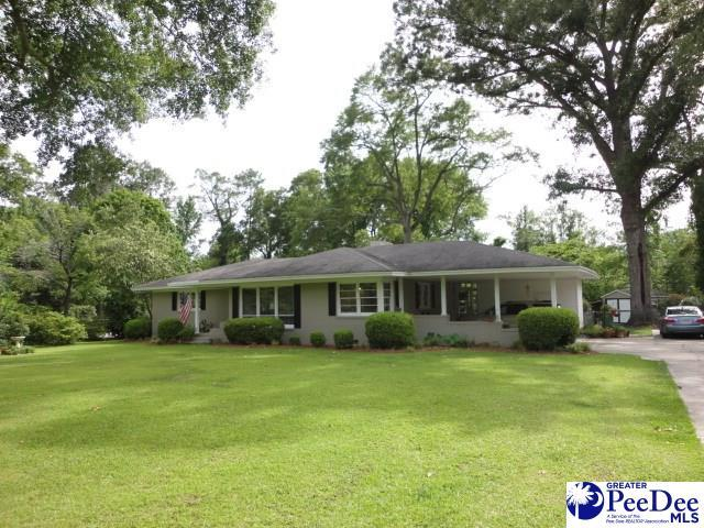 315 Country Club Blvd., Florence, SC 29501 (MLS #132752) :: RE/MAX Professionals