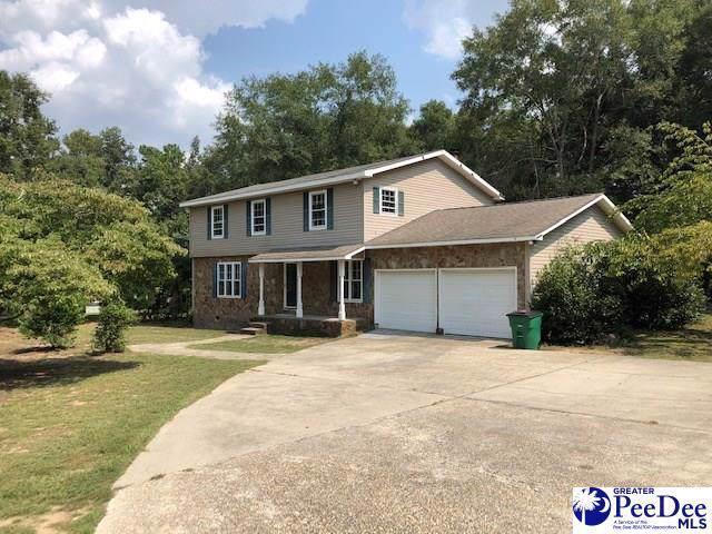 423 Oakdale Drive, Hartsville, SC 29550 (MLS #20192460) :: RE/MAX Professionals
