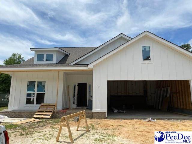 370 Pines Drive, Hartsville, SC 29550 (MLS #20211444) :: Coldwell Banker McMillan and Associates