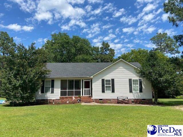 1789 Ruby Road, Hartsville, SC 29550 (MLS #20212177) :: Coldwell Banker McMillan and Associates