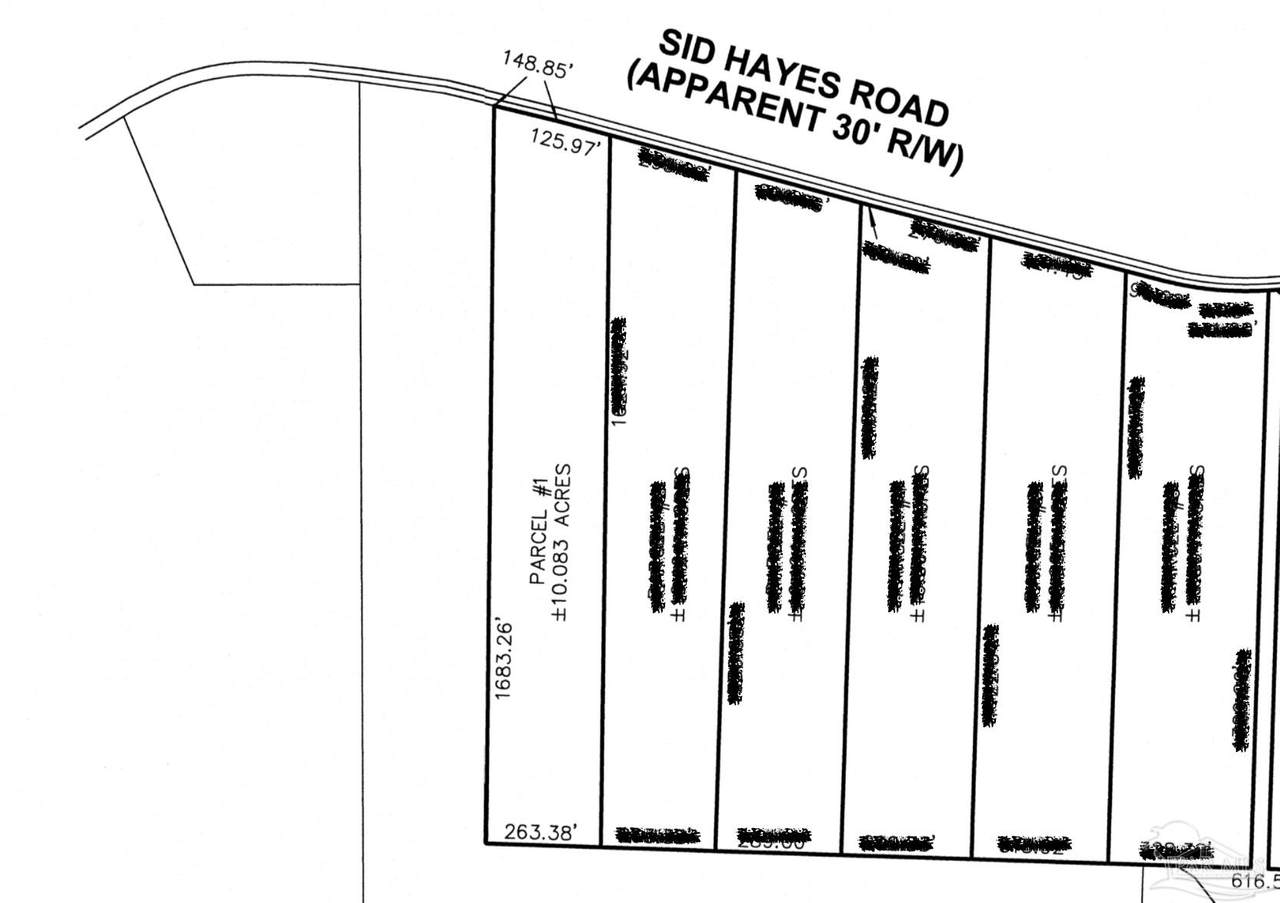Parcel #1 Sid Hayes Rd - Photo 1