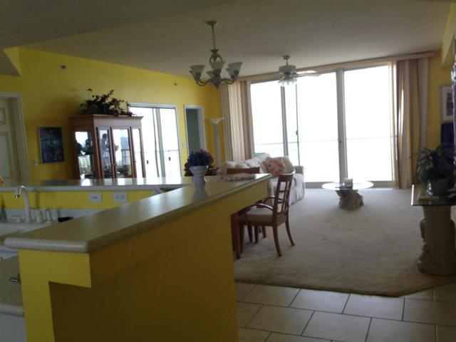 800 Ft Pickens Rd #1603, Pensacola Beach, FL 32561 (MLS #468005) :: Coldwell Banker Seaside Realty