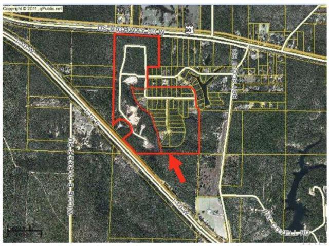 0000 Wildwood Lakes Dr, Defuniak Springs, FL 32433 (MLS #479555) :: Levin Rinke Realty