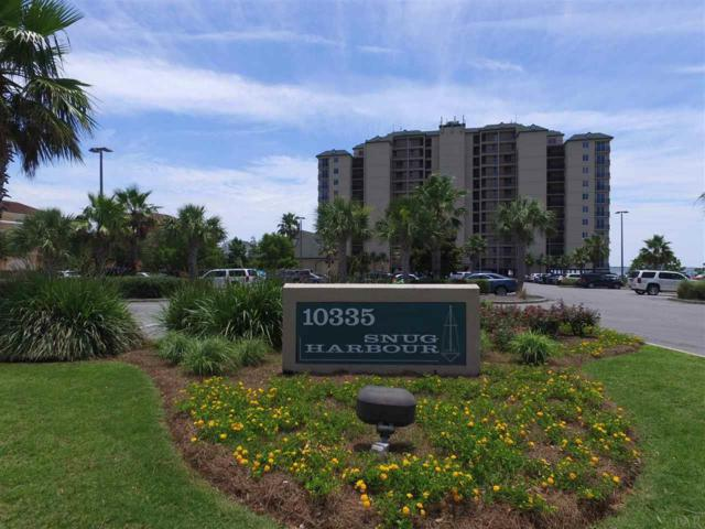 10335 Gulf Beach Hwy #102, Pensacola, FL 32507 (MLS #501190) :: Coldwell Banker Seaside Realty