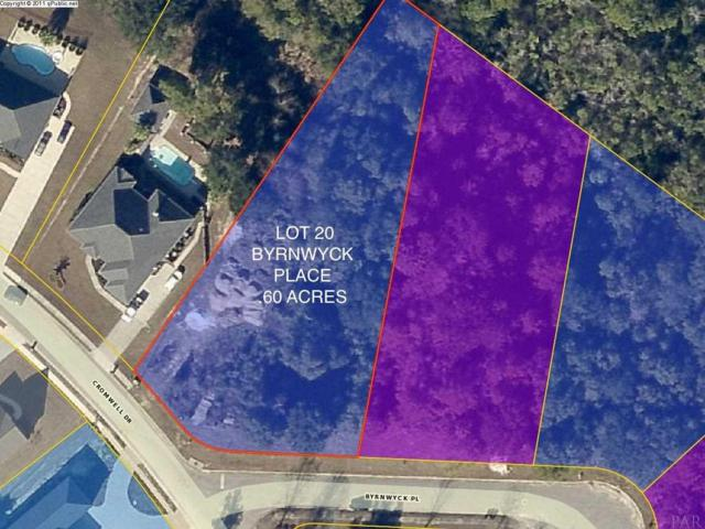 Lot 20 Byrnwyck Place, Pace, FL 32571 (MLS #517293) :: ResortQuest Real Estate