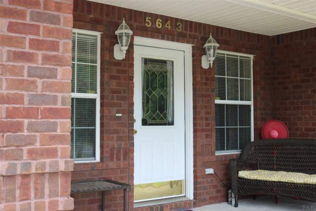 5643 Eagle Dr, Milton, FL 32570 (MLS #518804) :: ResortQuest Real Estate