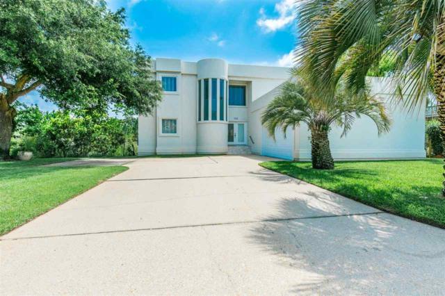 332 Deer Point Dr, Gulf Breeze, FL 32561 (MLS #519969) :: Levin Rinke Realty