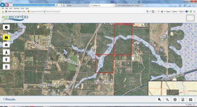 000 Rocky Branch Rd, Cantonment, FL 32533 (MLS #520062) :: Levin Rinke Realty