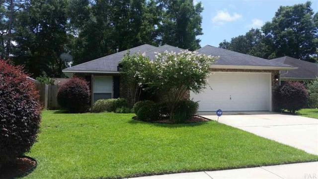 151 Creekview Dr, Pensacola, FL 32503 (MLS #520321) :: Coldwell Banker Seaside Realty