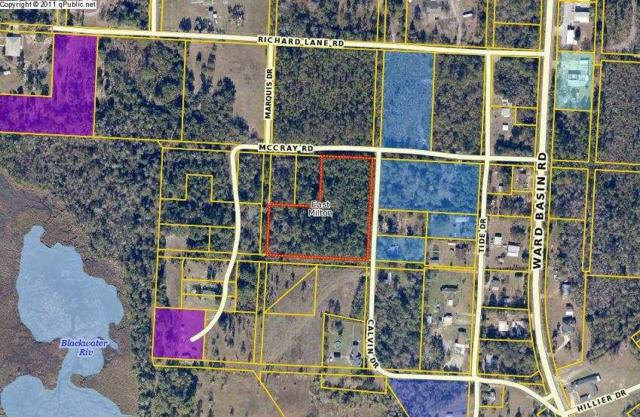Mccray Rd, Milton, FL 32583 (MLS #521005) :: Connell & Company Realty, Inc.