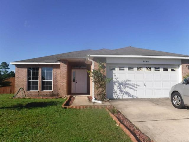 6440 Heronrun Way, Gulf Breeze, FL 32563 (MLS #522752) :: Coldwell Banker Seaside Realty