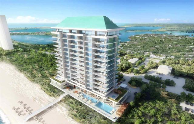 14009 Perdido Key Dr #801, Pensacola, FL 32507 (MLS #522922) :: Coldwell Banker Seaside Realty