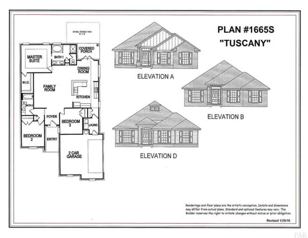 7377 Farmers Rd, Pensacola, FL 32526 (MLS #524511) :: ResortQuest Real Estate