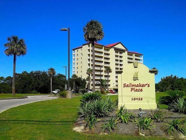 13928 River Rd #606, Perdido Key, FL 32507 (MLS #525485) :: Coldwell Banker Seaside Realty