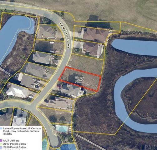 1164 Sawgrass Dr, Gulf Breeze, FL 32563 (MLS #525563) :: Levin Rinke Realty