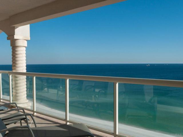 18 Via Deluna Dr #1404, Pensacola Beach, FL 32561 (MLS #526767) :: ResortQuest Real Estate