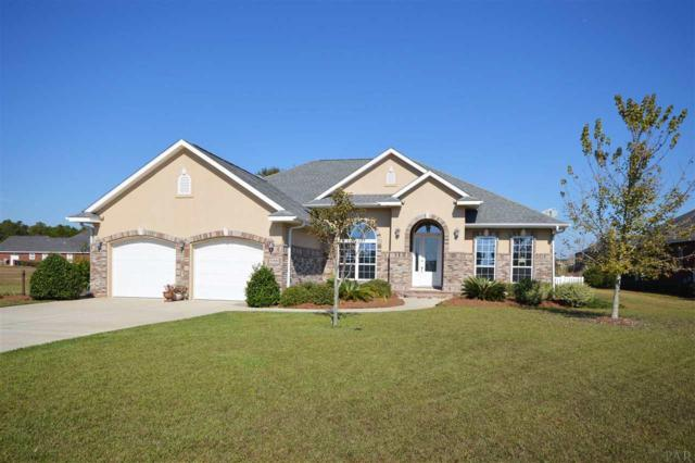 5759 Highland Lake Dr, Milton, FL 32570 (MLS #526842) :: ResortQuest Real Estate