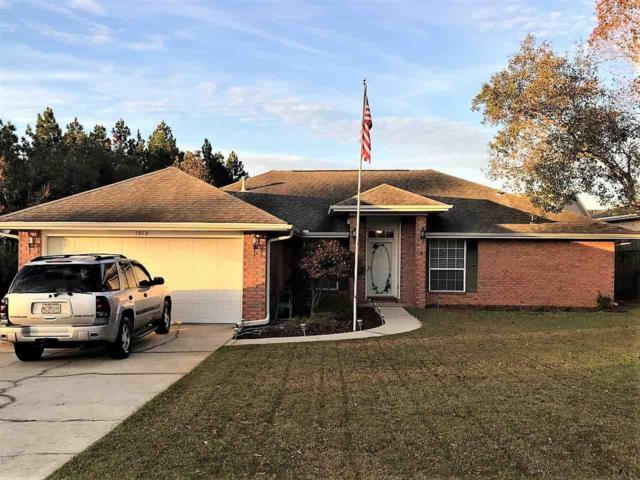 1972 Joshua Dr, Cantonment, FL 32533 (MLS #527267) :: Levin Rinke Realty
