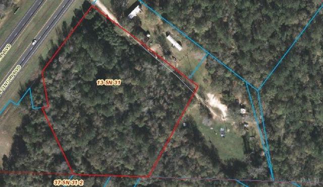 5500 Century Blvd, Pensacola, FL 32535 (MLS #527320) :: Levin Rinke Realty