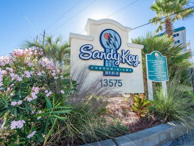 13575 Sandy Key Dr #816, Pensacola, FL 32507 (MLS #528169) :: Levin Rinke Realty