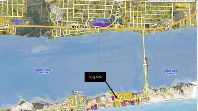1400 Tina Dr #3, Navarre Beach, FL 32566 (MLS #528201) :: Levin Rinke Realty