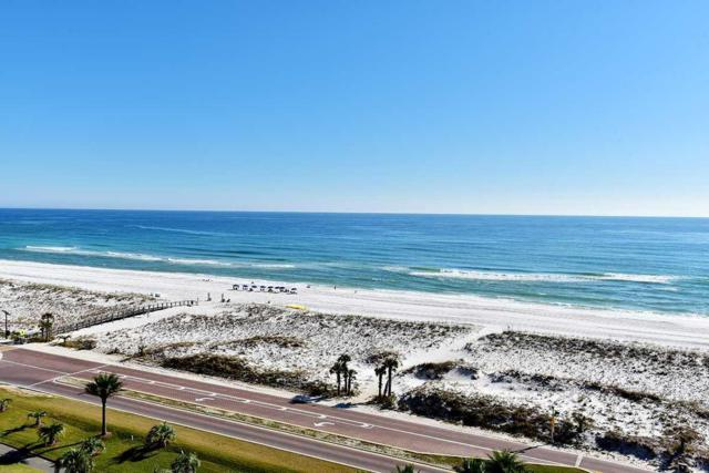 1 Portofino Dr #909, Pensacola Beach, FL 32561 (MLS #528473) :: ResortQuest Real Estate
