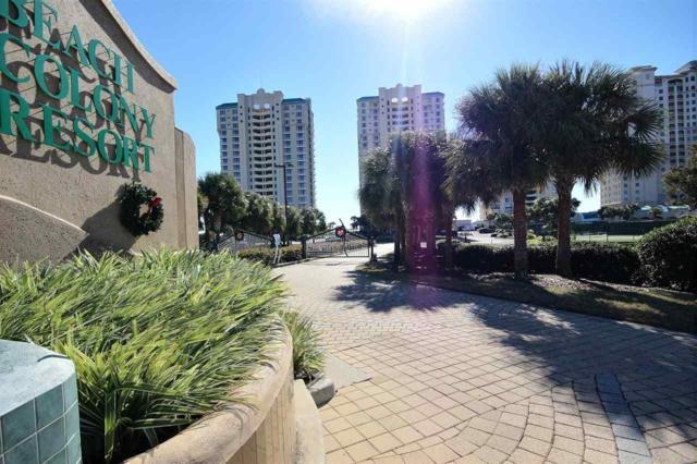 13597 Perdido Key Dr E-15C, Perdido Key, FL 32507 (MLS #528655) :: Coldwell Banker Seaside Realty