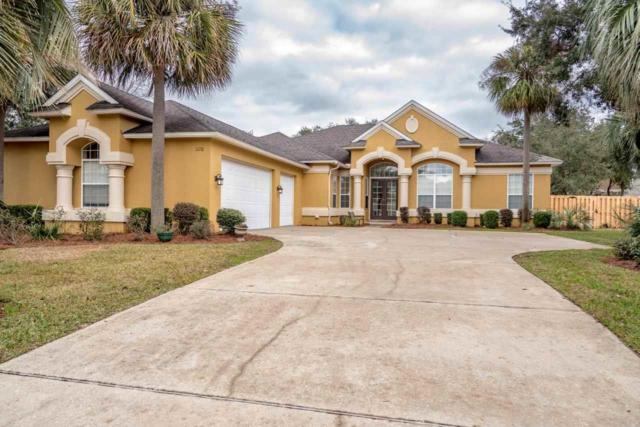 1170 Grand Pointe Dr, Gulf Breeze, FL 32563 (MLS #529017) :: Coldwell Banker Seaside Realty