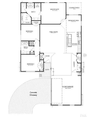 5917 Fairlands Rd, Milton, FL 32583 (MLS #529491) :: ResortQuest Real Estate