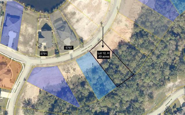 Lot 12-H Highland Lake Dr, Milton, FL 32583 (MLS #530724) :: ResortQuest Real Estate