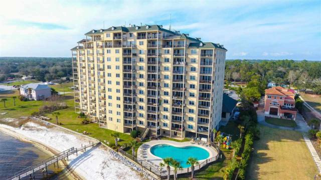 10335 Gulf Beach Hwy #901, Pensacola, FL 32507 (MLS #531339) :: Coldwell Banker Seaside Realty