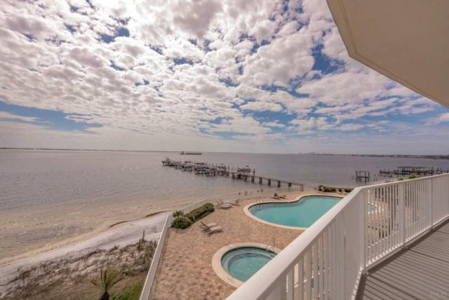 154 Ethel Wingate Dr #303, Pensacola, FL 32507 (MLS #531354) :: Coldwell Banker Seaside Realty