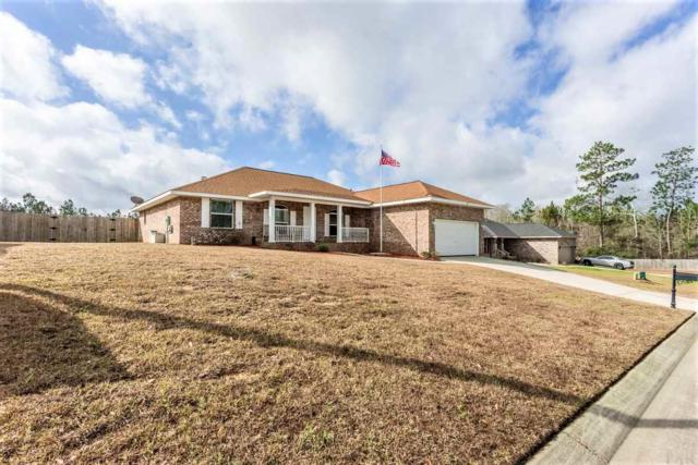 1627 Twin Pines Cir, Cantonment, FL 32533 (MLS #531373) :: Levin Rinke Realty