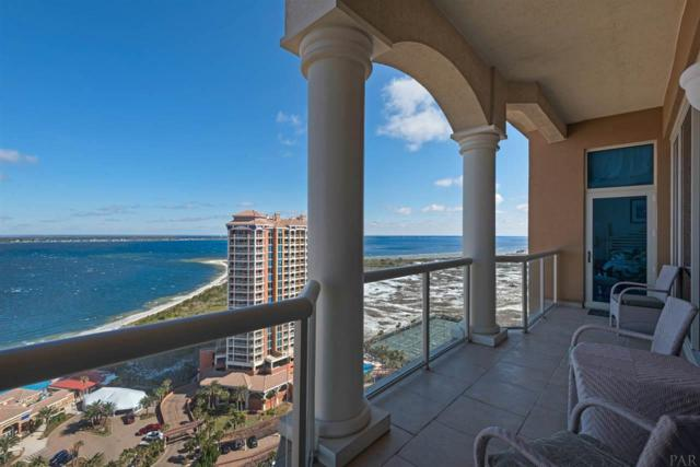 1 Portofino Dr #2106, Pensacola Beach, FL 32561 (MLS #532370) :: Coldwell Banker Seaside Realty