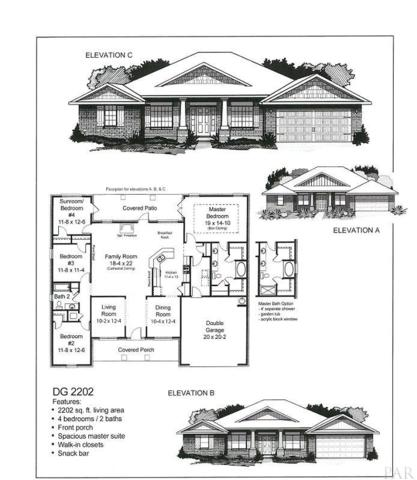 1544 Tate Rd, Cantonment, FL 32533 (MLS #532523) :: Levin Rinke Realty