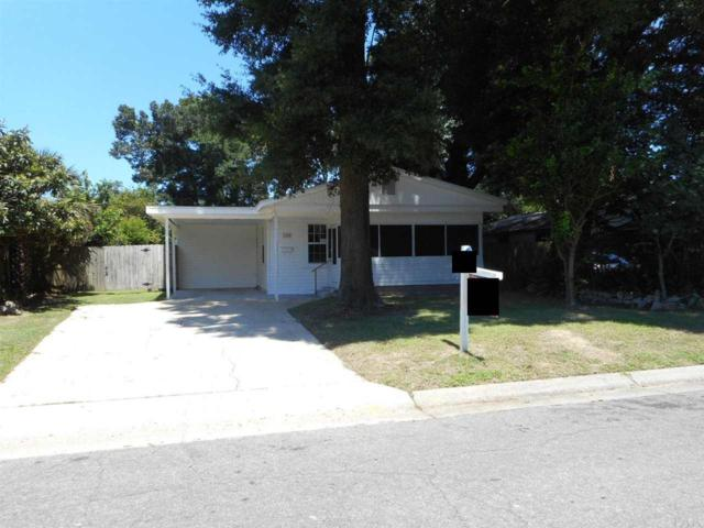 1208 E Fisher St, Pensacola, FL 32503 (MLS #532640) :: Coldwell Banker Seaside Realty