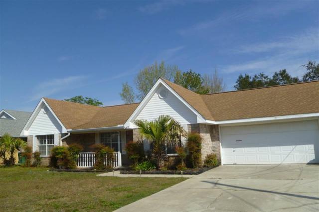 4813 Kitty Hawk Cir, Gulf Breeze, FL 32563 (MLS #532649) :: Levin Rinke Realty