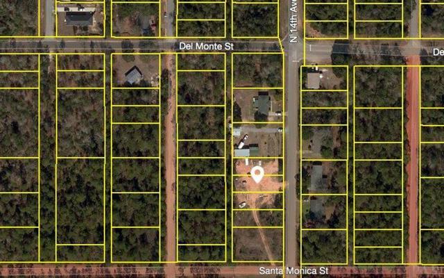 000 N 14TH AVE, Milton, FL 32583 (MLS #532779) :: ResortQuest Real Estate