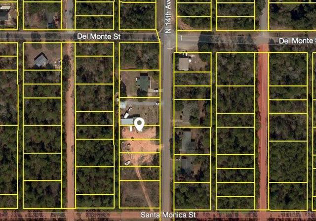 0000 N 14TH AVE, Milton, FL 32583 (MLS #532780) :: ResortQuest Real Estate