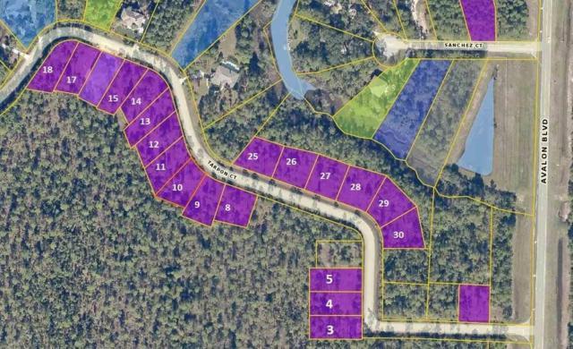 Parcel 10 Tarpon Ct, Milton, FL 32583 (MLS #534420) :: Coldwell Banker Coastal Realty