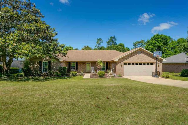 861 Copper Ridge Dr, Cantonment, FL 32533 (MLS #534938) :: Levin Rinke Realty