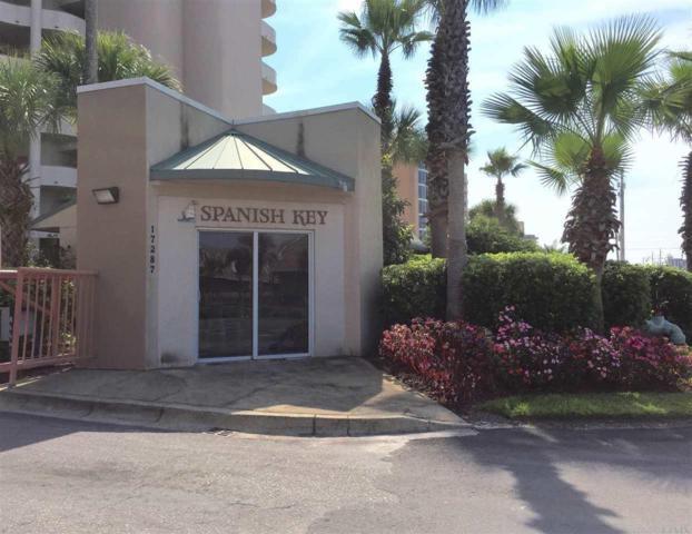 17287 Perdido Key Dr #505, Perdido Key, FL 32507 (MLS #536353) :: Coldwell Banker Seaside Realty