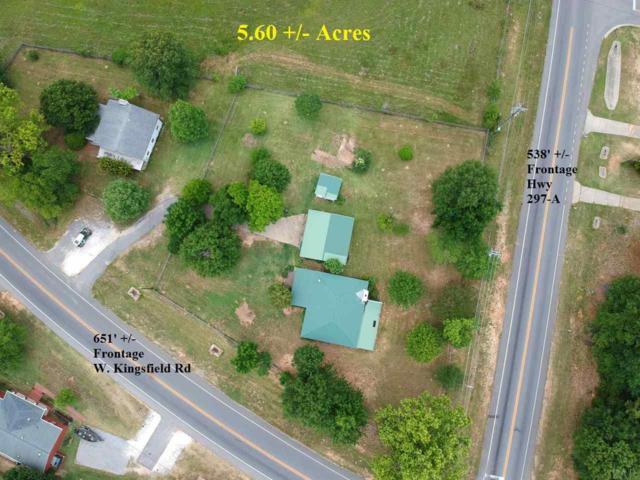 305 W Kingsfield Rd, Cantonment, FL 32533 (MLS #536419) :: Levin Rinke Realty