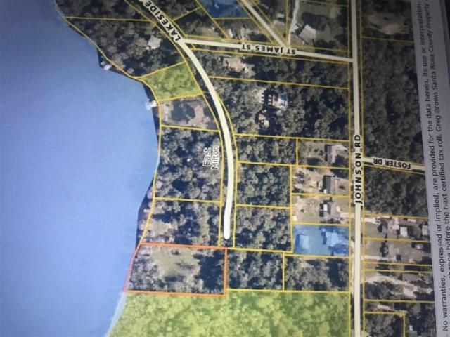 lots 1-3 Lakeside Dr, Milton, FL 32583 (MLS #536766) :: Levin Rinke Realty