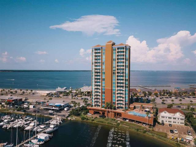 721 Pensacola Beach Blvd #502, Pensacola Beach, FL 32561 (MLS #537291) :: ResortQuest Real Estate