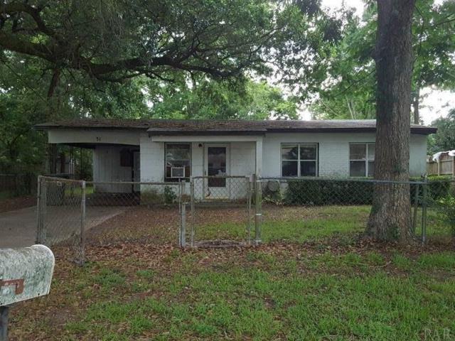 31 Randolph Dr, Pensacola, FL 32506 (MLS #537990) :: ResortQuest Real Estate