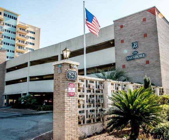 825 Bayshore Dr #801, Pensacola, FL 32507 (MLS #538000) :: ResortQuest Real Estate